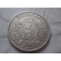 Норвегия, 2 кроны, 1917 г. (Торг уместен!)