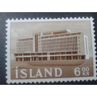 Исландия 1962