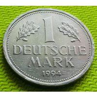 1 дойч-марка J 1994 года.