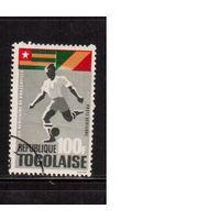 Того-1965 (Мих.471) , гаш., Футбол