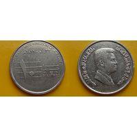 Иордания 10 пиастр 2012г  Абдалла II