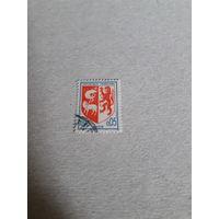 Марки Франция 1966