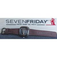 Наручные часы SEVENFRIDAY M2-02 SF-M2, механика, автозавод. Проверка подлинности по чипу NFC.