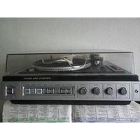 Проигрыватель электрофон Вега-109-стерео с иглой
