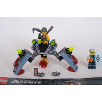 LEGO SUPER AGENTS 70166