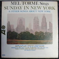 Mel Torme - Sings Sunday In New York And Other Songs About New York - LP- 1965