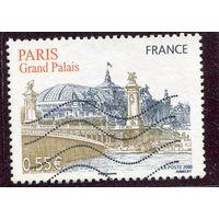 Франция. Париж. Большой дворец