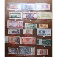 Банкноты. Разные.