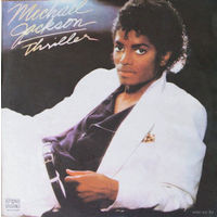 "Michael Jackson""Thriller"" 1982"