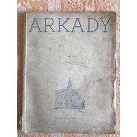 Журнал ARKADY 1938 - искусство, архитектура, интерьеры (на польском)