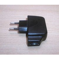 Зарядное устройство USB LG STA-U12ES (чёрный цвет)