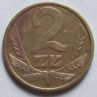 Польша, 2 злотых 1979 г