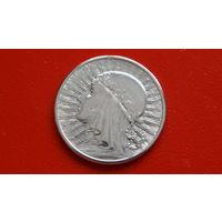 2 Злотых 1934 год -Речь Посполитая Польша- *серебро