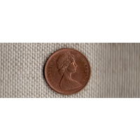 Канада 1 цент 1867-1967/(Li)