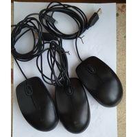 Мышь Logitech B100 Optical USB Mouse