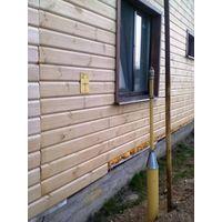 Дом в деревне Теплень.  Слуцкое направление,30км от Минска. 18 соток в частной собственности.