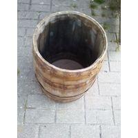 Бочка деревянная для засола