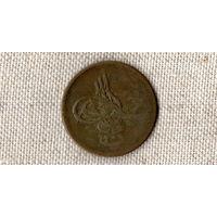 Египет  20 пар 1864 /в составе османской империи//(ON)