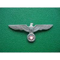 Орел на фуражку.Германия,WW2.