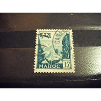 Французская колония Марокко фауна (3-1)