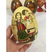 Яйцо пасхальное Милая Маняша