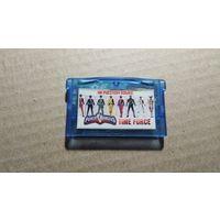 Картридж GameBoy Advance Power Rangers Time force на русском