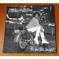 """Whitney Houston """"I'm Your Baby Tonight"""" LP, 1990"""
