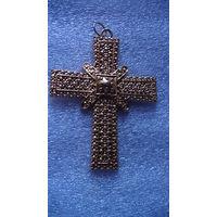 Крест ожурный, большой  63Х51 мм. распродажа