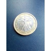 Монета Евро брак