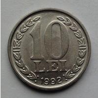 Румыния 10 леев. 1992