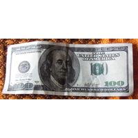 100 баксов - сувенир