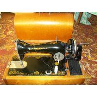 Швейная машина прошлого века 1967 г.в.
