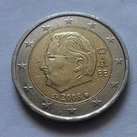 2 евро, Бельгия 2008 г.