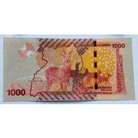 Уганда 1000 Шиллингов 2017 XF+ 503