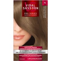Vidal Sassoon краска для волос Pro Series Hair Color, 7С (холодный темно-русый) куплен в США