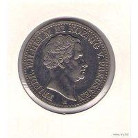 Пруссия, 1 талер, Фридрих-Вильгельм III, 1829
