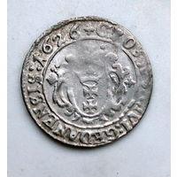 Грош гданский 1626