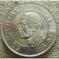 50 сентаво 1994 Гондурас