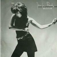 Jenifer Rush /Movin'/1985, CBS, LP EX, Holland