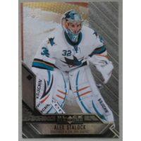 НХЛ /NXL / хоккей 2014-2015 UPPER DECK Blck Diamond Alex Stalock