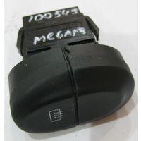 100545 Кнопка вкл обогрева стекол 429990B Renault Megane1 1,9dci