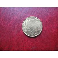 10 центов 2011 года Люксембург (д)