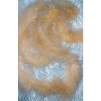 Боа ,,Пух,, длина 2 метра, цвет нежно лососевый.