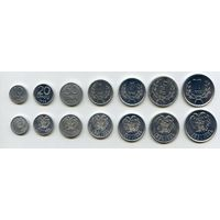 Армения НАБОР 7 монет 1994 UNC