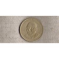 Танзания 200 шиллингов 2008/фауна/лев(Ab*)