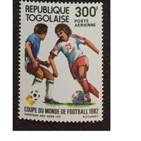 1982 Того футбол, ЧМ-82 в Испании ** гаш