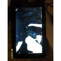 Планшет Prestigio Multipad 7.0 Ultra+ PMP3670B битый на запчасти