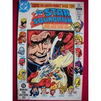 Оригинальный комикс ALL STAR SQUADRON #14 (1982) DC Comics VG