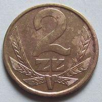 Польша, 2 злотых 1981 г
