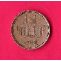 48-01 Пакистан, 1 рупия 1998 г.